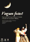 Vinguen Festes! El grup de dansa de l'Alcúdia.